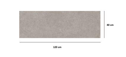 D couvrez le rev tement mural silver et grey de la for Miroir 40x120