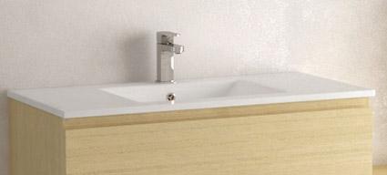 ensemble meuble vasque colonne et meuble de rangement scale. Black Bedroom Furniture Sets. Home Design Ideas