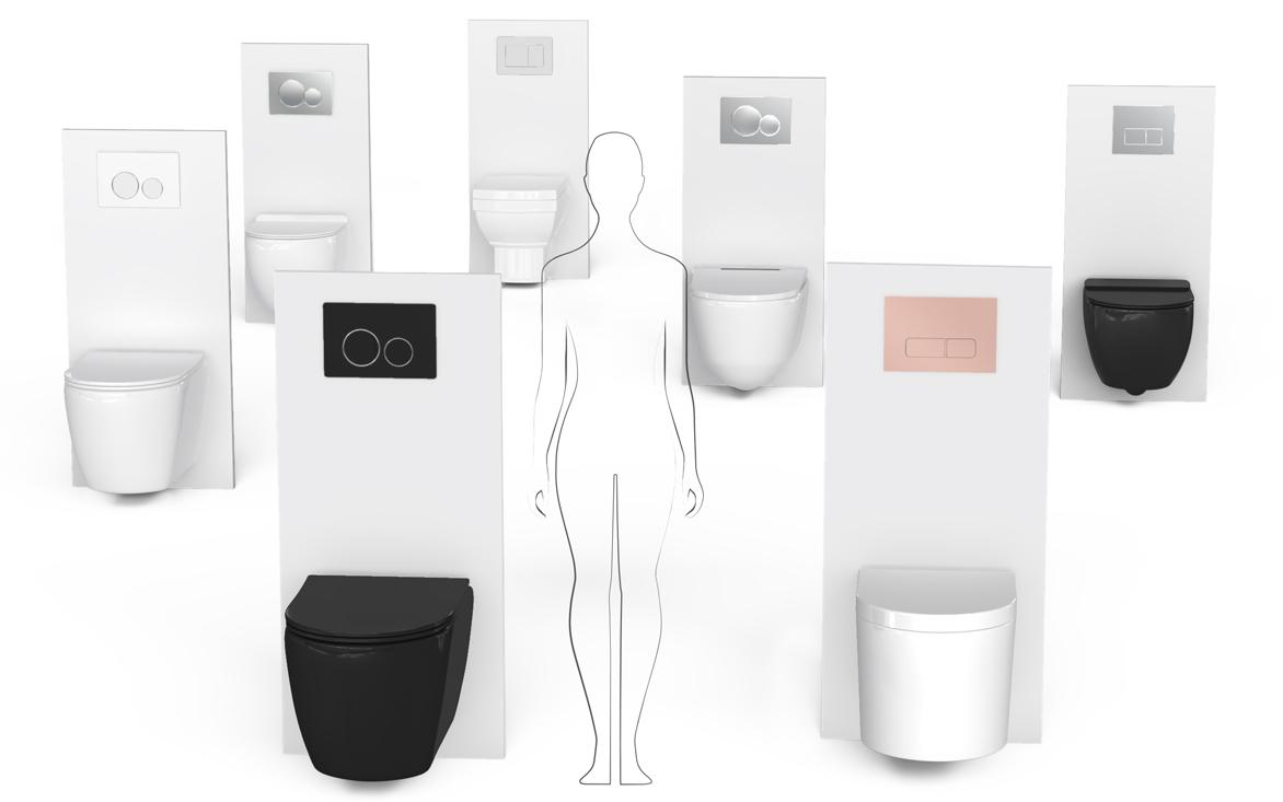 Toilette Et Wc Suspendu Bidet Et Urinoir Masalledebain Com